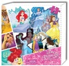 Disney Princess - 5 Shaped Puzzles In Box