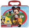 Disney - Mickey Mouse Puzzle In Lunch Tin (24 Pieces)