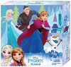 Frozen - Tuck Box Puzzle (100 Pieces)