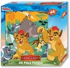 Lion Guard Tuck Box Puzzle (48 Pieces)