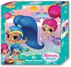 Shimmer & Shine Tuck Box Puzzle (24 Pieces)