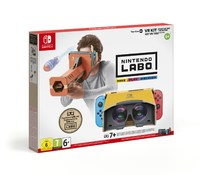 Nintendo Labo: VR Kit - Starter Set + Blaster (Nintendo Switch) - Cover