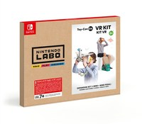 Nintendo Labo: VR Kit - Expansion Set 2 (Nintendo Switch) - Cover