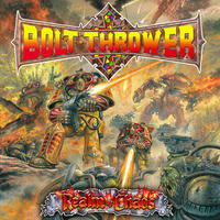 Bolt Thrower - Realm of Chaos (CD)