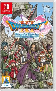 Dragon Quest XI S: Echoes of An Elusive Age - Definitive Edition (Nintendo Switch) - Cover