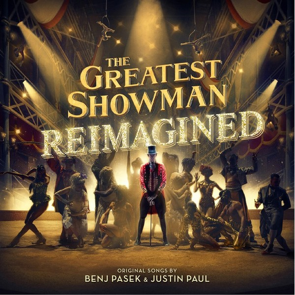 Various Artists - The Greatest Showman: Reimagined (Vinyl)