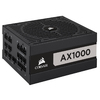 Corsair - AX Series™ AX1000 - 1000 Watt 80 PLUS® Titanium Certified Fully Modular ATX PSU