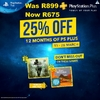 PlayStation Plus 12 Month Membership - 25% Off Promo until 26 March (PS3/PS4/PS VITA)