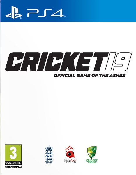 Cricket 19 - The Official Game of the Ashes (PS4) - Video