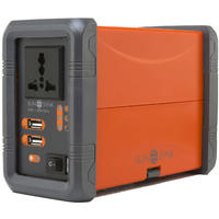 Ellies - Pocket Power Station (Incl. Bag Cables; Charger & 2 x 150w Batteries)