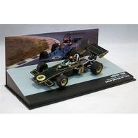 Formula 1: The Car Collection - Lotus Ford 72D - Emerson Fittipaldi - P1 - Great Britain GP - 1972 (Die Cast Model)