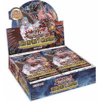 Yu-Gi-Oh! - The Infinity Chasers Single Booster (Trading Card Game)