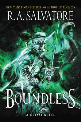 Boundless - R  A  Salvatore (Hardcover)