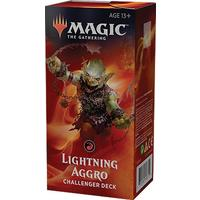 Magic: The Gathering - Challenger Deck 2019 - Lightning Aggro (Trading Card Game)