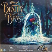 Beauty and the Beast (2017) - Big Sleeve Edition (Blu-ray + DVD)
