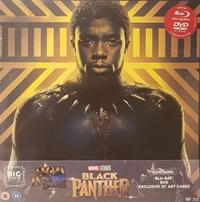 Marvel's Black Panther - Big Sleeve Edition (Blu-ray + DVD)