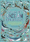 Atlas Of Ocean Adventures - Lucy Letherland (Hardcover)