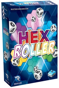 Hex Roller (Dice Game) - Cover