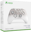 Microsoft - Xbox Wireless Controller - Phantom White Special Edition (Xbox One/Win 10 PC)