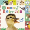 Press and Play Noisy Animals - Dk (Board book)