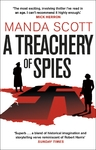 A Treachery Of Spies - Manda Scott (Paperback)