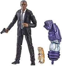 "Captain Marvel - Nick Fury 6"" Figure - Cover"