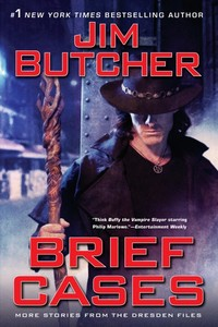 Brief Cases - Jim Butcher (Paperback)