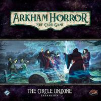 Arkham Horror: The Card Game - The Circle Undone: Expansion (Card Game)