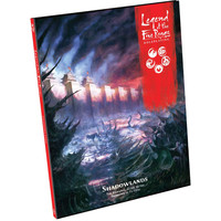 Legend of the Five Rings Roleplaying - Shadowlands (Role Playing Game)