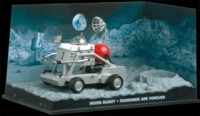 The James Bond Car Collection - 1/43 - Diamonds Are Forever - Moon Buggy (Die Cast Model) - Cover