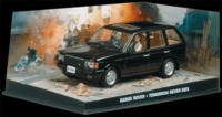 The James Bond Car Collection - 1/43 - Tomorrow Never Dies - Range Rover (Die Cast Model) - Cover