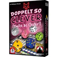 Twice As Clever (Doppelt So Clever) (Dice Game)