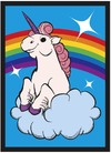 Legion Supplies - Card Sleeves - Rainbow Unicorn (50 Sleeves)