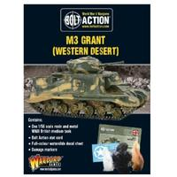 Warlord Games - Bolt Action - M3 Grant (Miniatures)