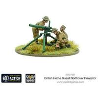Warlord Games - Bolt Action - British Northover Projector (Miniatures)