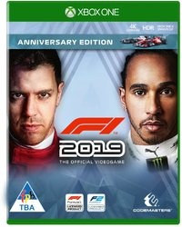 F1 2019 - Anniversary Edition (Xbox One)