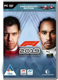 F1 2019 - Anniversary Edition (PC)