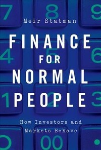 Finance For Normal People - Meir Statman (Paperback) - Cover