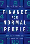 Finance For Normal People - Meir Statman (Paperback)
