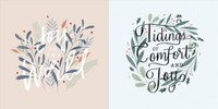 Floral Foliage-christmas Cards - Spck (Stationery) - Cover