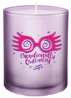 Harry Potter: Exceptionally Ordinary Glass Votive Candle - Insight Editions (Other printed item)