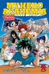 My Hero Academia - School Briefs - Anri Yoshi (Paperback)