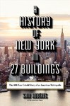 A History of New York in 25 Buildings - Sam Roberts (Hardcover)