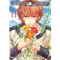 Children of the Whales 11 - Abi Umeda (Paperback)