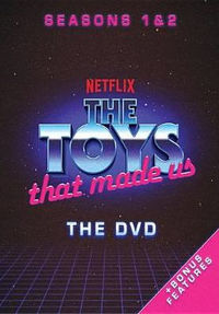 Toys That Made Us (Region 1 DVD) - Cover