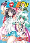 To Love Ru, Vol. 15-16 - Saki Hasemi (Paperback)