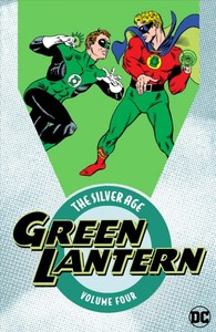 Green Lantern - the Silver Age 4 - Various (Paperback) - Cover