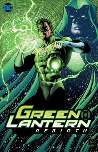 Green Lantern: Rebirth - Geoff Johns (Hardcover) - Cover