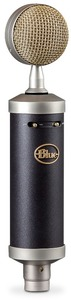 Blue Baby Bottle SL Condenser Studio Microphone (Black and Silver)