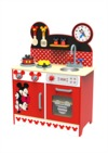 Disney Wooden Toys Collection by Be-iMex - Mickey Mouse Kitchen